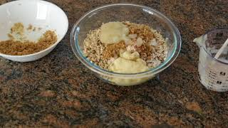 Gambar cover Healthy Recipes Carrot, Zucchini, Apple, Banana, & Walnut Whole Grain Muffins