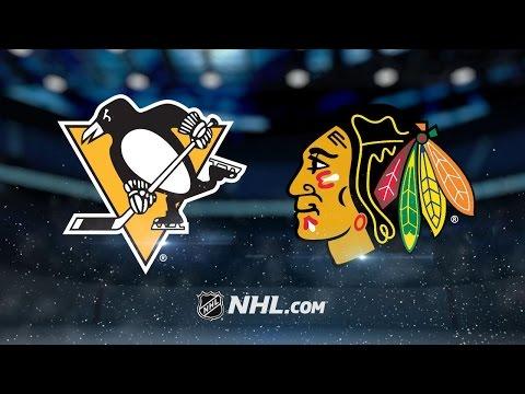Kane's hat trick powers Blackhawks past Penguins, 4-1