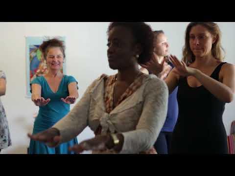 Prema Dasara ,Dance in the Spirit of the Devine Feminine, (Dance around da Globe)