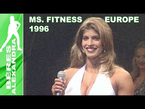 Ms. Fitness Europe 1996