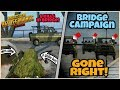 Pubg Mobile : Controlling The Bridge With AWM+8x & GHILLIE SUIT   Intense 6 Kills Epic Moment Match!