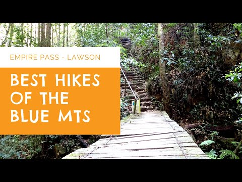 Best Of Blue Mts - Empire Pass, Lawson