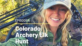 Colorado Archery Elk Hunt Episode 6: FINALLY SOME ACTION!