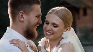 Идеальная свадебная фотопрогулка Карины и Егора