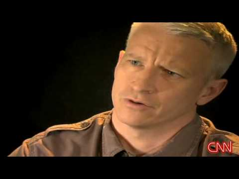 Anderson Cooper 360 :Drug cartel member interview 1