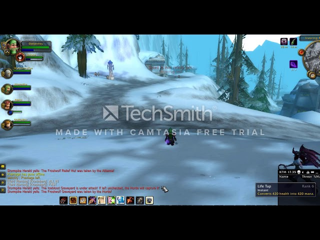 8 12 MB] Classic World of Warcraft Vanilla PVP WOW