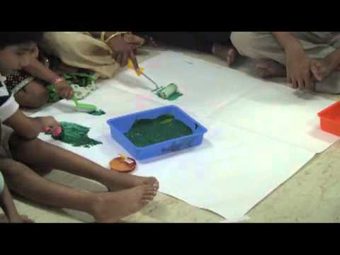 Creative Arts and Play - Deepti Centre - Create@Centre-Stage