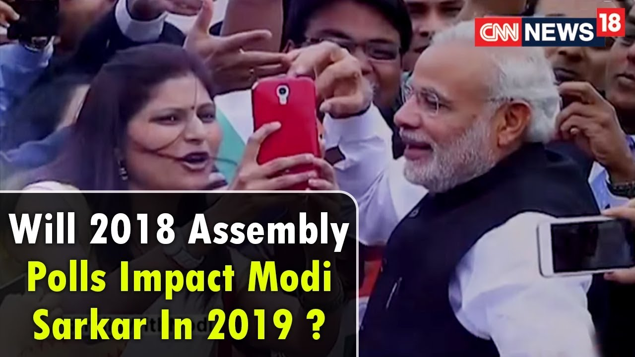 Will 2018 Assembly Polls Impact Modi Sarkar in 2019? | #BattleForKarnataka | Viewpoint | CNN-News18