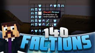 Minecraft Factions #140 - Dubs Of Armour! (Minecraft Raiding)