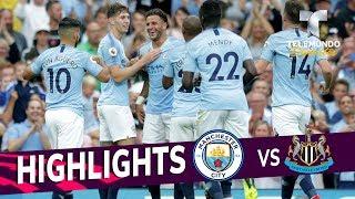 Manchester City vs. Newcastle United: 2-1 Goals & Highlights | Premier League | Telemundo Deportes