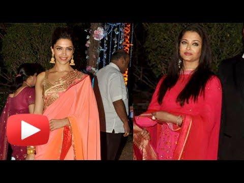 Aishwarya Rai Or Deepika Padukone At Ahana Deol Wedding Whos Hot