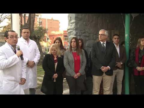 El Centro de Salud Zenón Santillán cumplió 57 años de historia