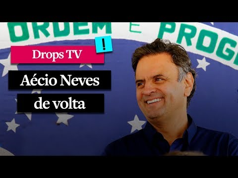 Aécio Neves de volta