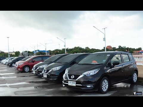 offroad extreme : nissan note thailand club meeting#2 - youtube