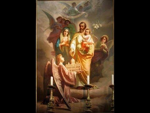 St Joseph (19-March) ~ Fr Ripperger