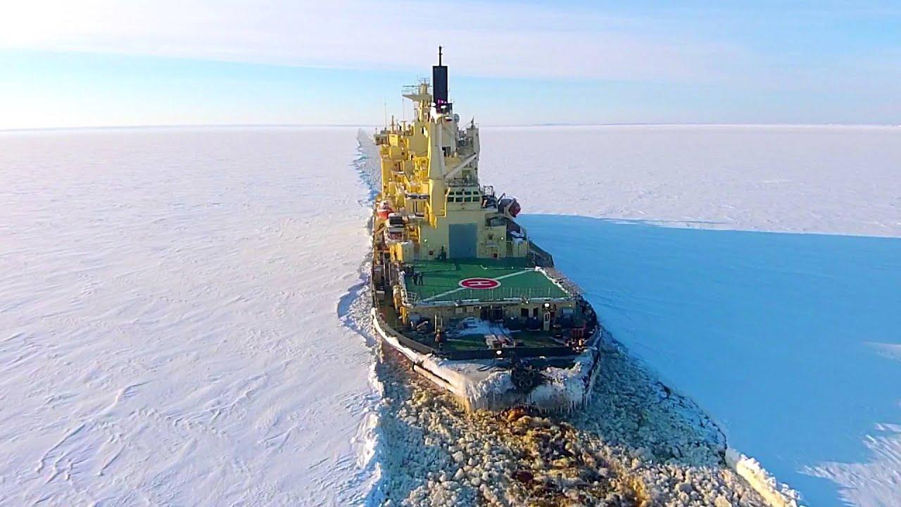 «Газпром нефть» — Месторождении Новый Порт - YouTube