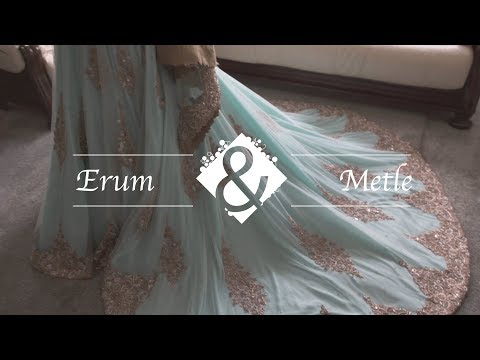 Erum & Metle's Wedding Highlights Reel