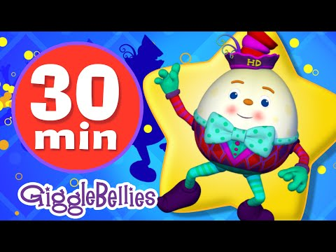 Humpty Dumpty | 11 Nursery Rhymes & Children Songs Collection
