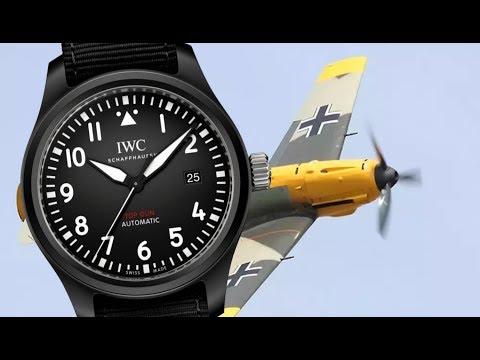 Review: IWC Pilot's Watch Automatic Top Gun
