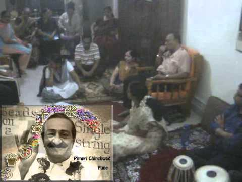 Avatar Meher Baba's Message in Mumbai 1922 (Hindi / English)