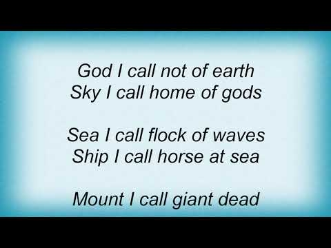 Solefald - Sun I Call Lyrics