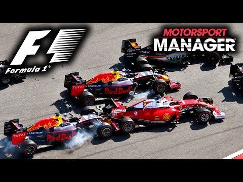 NEW ENGINE AND GEARBOX! RAIN IN RUSSIA | F1 Motorsport Manager PC