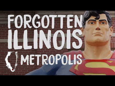 Forgotten Illinois: Metropolis
