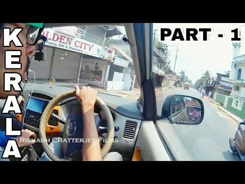 Kannur To Bengaluru Road Trip - Part 1 | Toyota Innova | #RCTravels