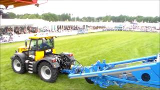 Film of the Norfolk Farm Machinery Club display in the Main Ring at the 2013 Royal Norfolk Show