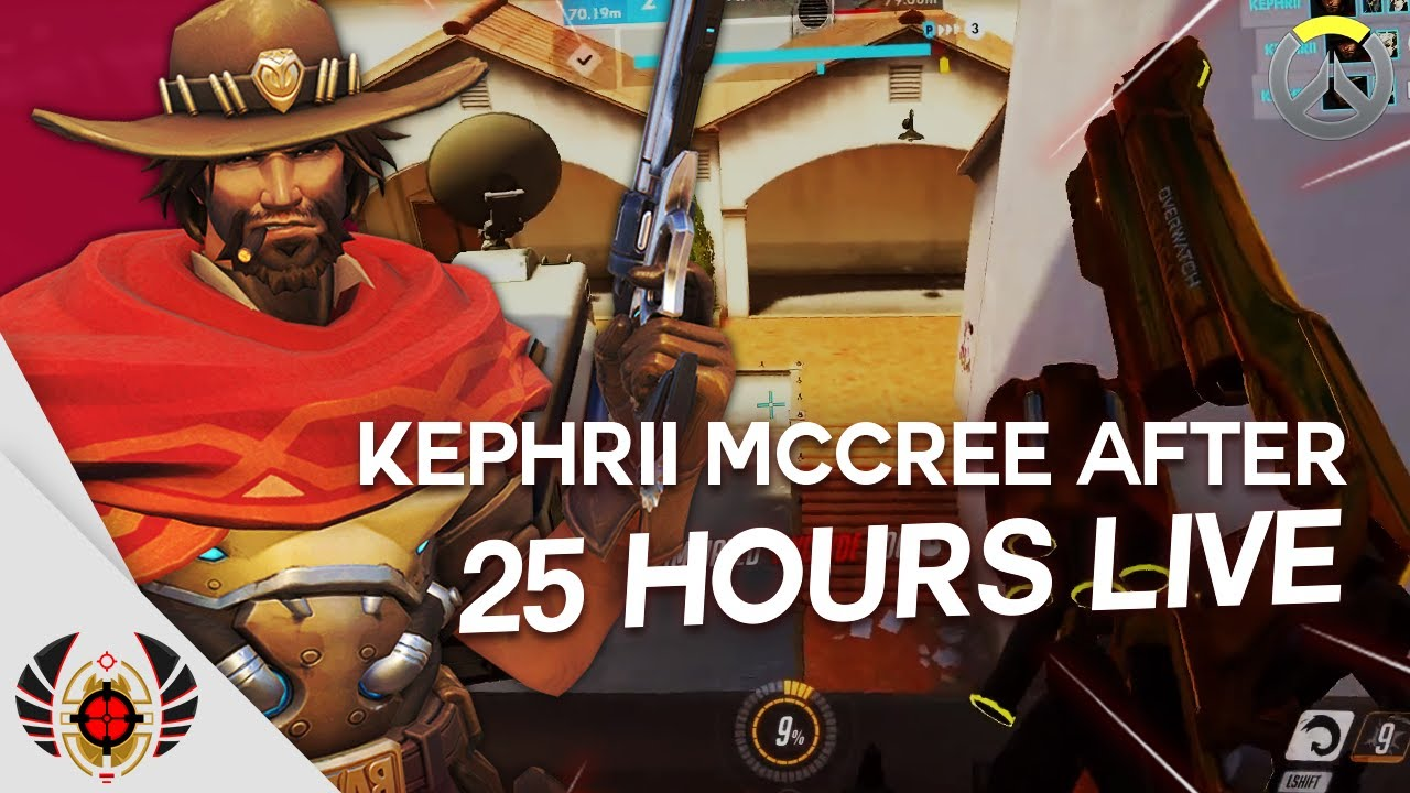 Download Kephrii McCree after 25 Hours live