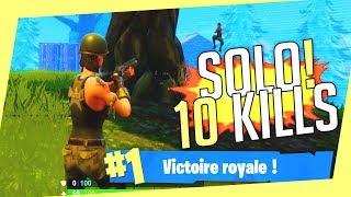 LE TOP 1 SOLO DE L'EXTRÊME ! Fortnite: Battle Royale