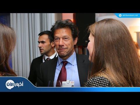 عمران خان يؤدي اليمين لتولي رئاسة الوزراء في باكستان  - نشر قبل 30 دقيقة