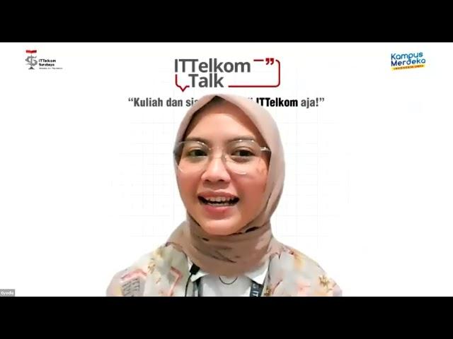ITTelkom Talk: Kuliah dan Siap Kerja, di ITTelkom Surabaya Aja!