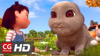 """CGI Animated Short Film: """"Lucky"""" by April Rhee 