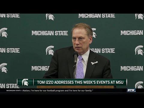 Tom Izzo Addresses This Week