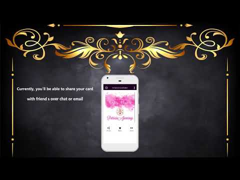 Best Invitation Card Maker App For Android