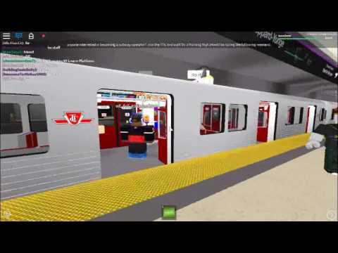ROBLOX   TTC Line 4 Sheppard-Yonge Line   PART 2