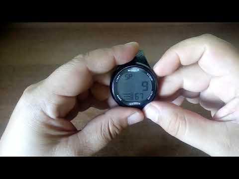 Наручные часы Xonix  Полная видео инструкция по настройке.