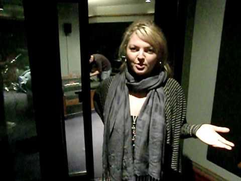 Jacelyn Holmes Recording Session