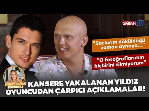 Kansere yakalanan Arka Sokaklar'ın yıldız oyuncusu Boğaç Aksoy: Beni hayata onlar döndürdü!