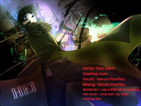 Darker Than Black Cover 1 By Haruto FireFlies