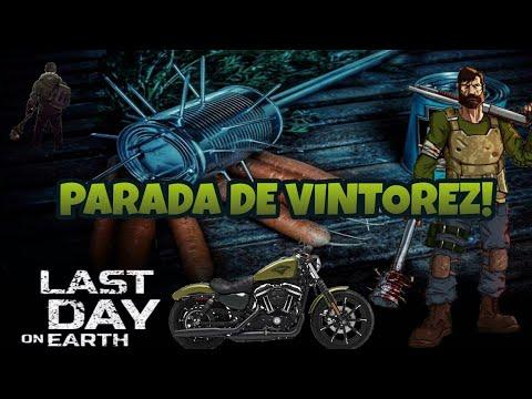 COMPLETANDO A PARADA DE DESCANSO COM A VINTOREZ!!! Last Day On Earth