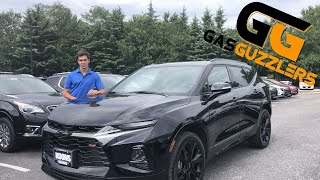 2019 Chevy Blazer RS Review