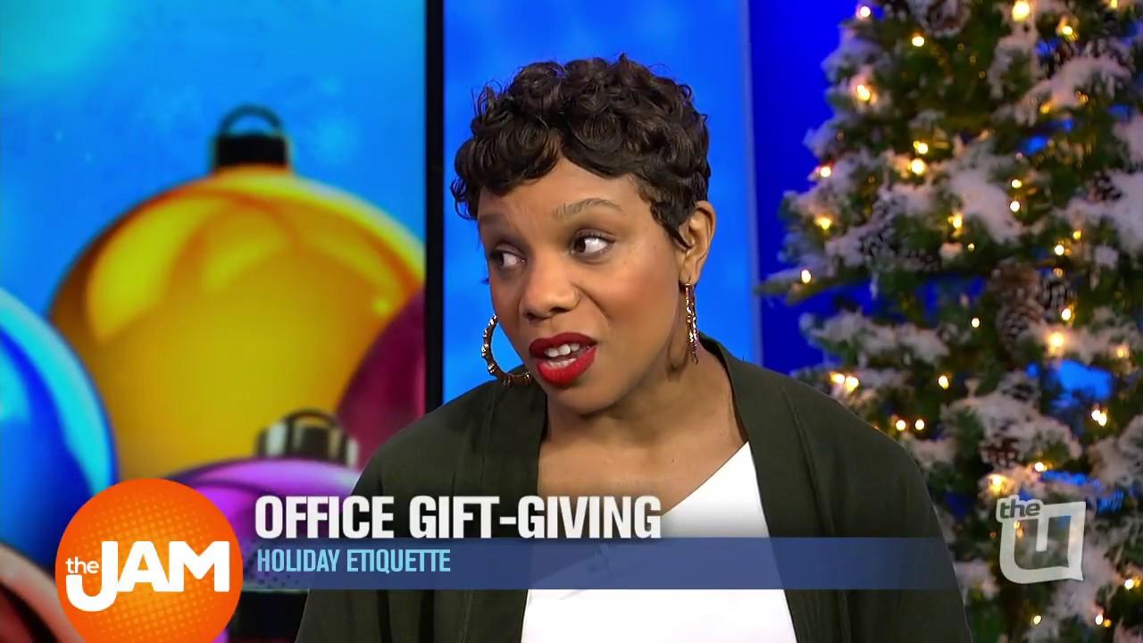 office gift etiquette