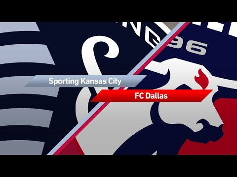 Highlights: Sporting Kansas City vs. FC Dallas | August 19, 2017