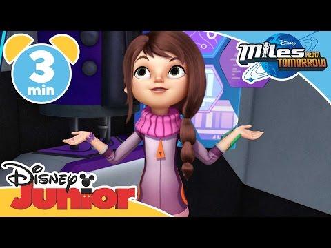 Miles From Tomorrow | The Galactic Fair | Disney Junior UK