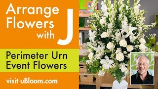 Download lagu How to create the Perimeter Urn while using 40% LESS Flowers!