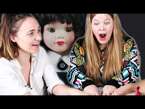 Thumbnail: I Bought A Haunted Doll From Ebay