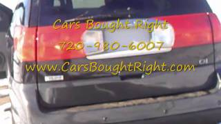 Used Buick Rendezvous Denver,Used Buicks,Used cars for sale Denver Arvada