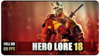 DOTA 2 - Hero Lore - Juggernaut
